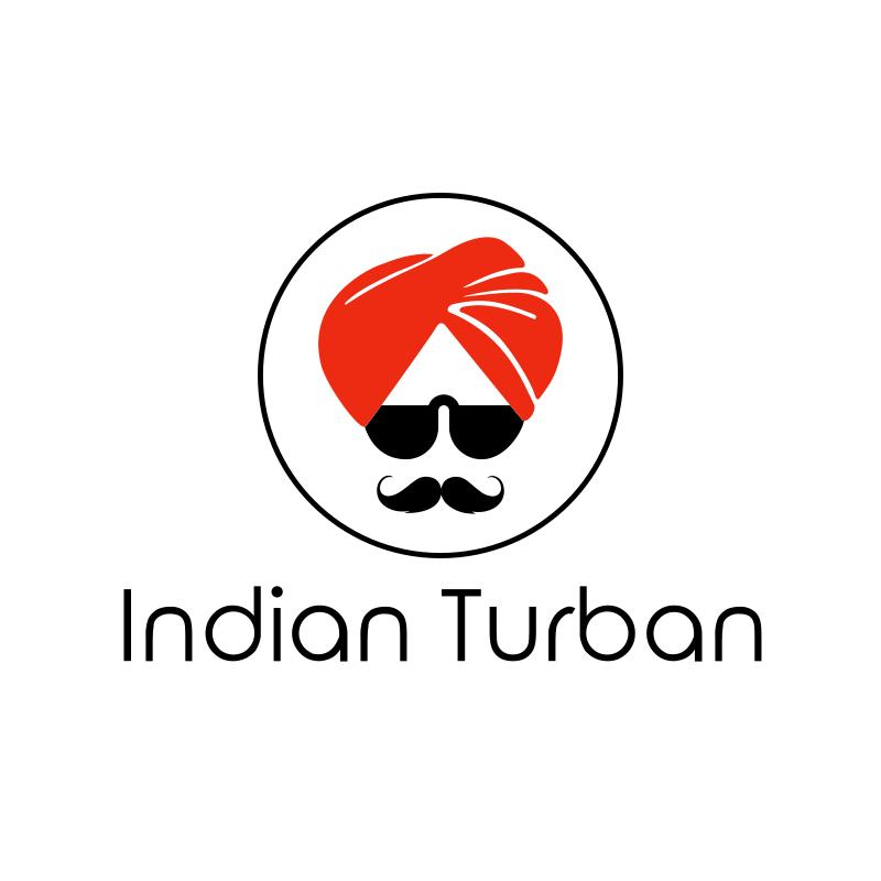 Indian Turban Logo