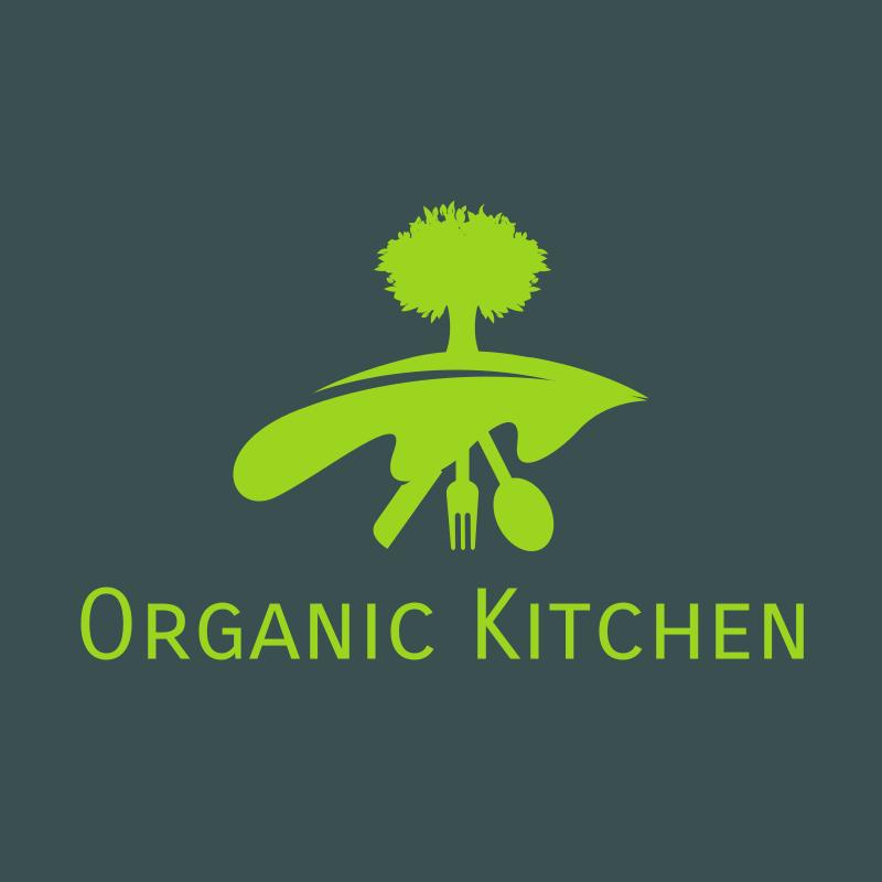Organic Kitchen Logo