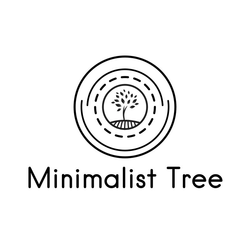 Minimalist Tree Logo