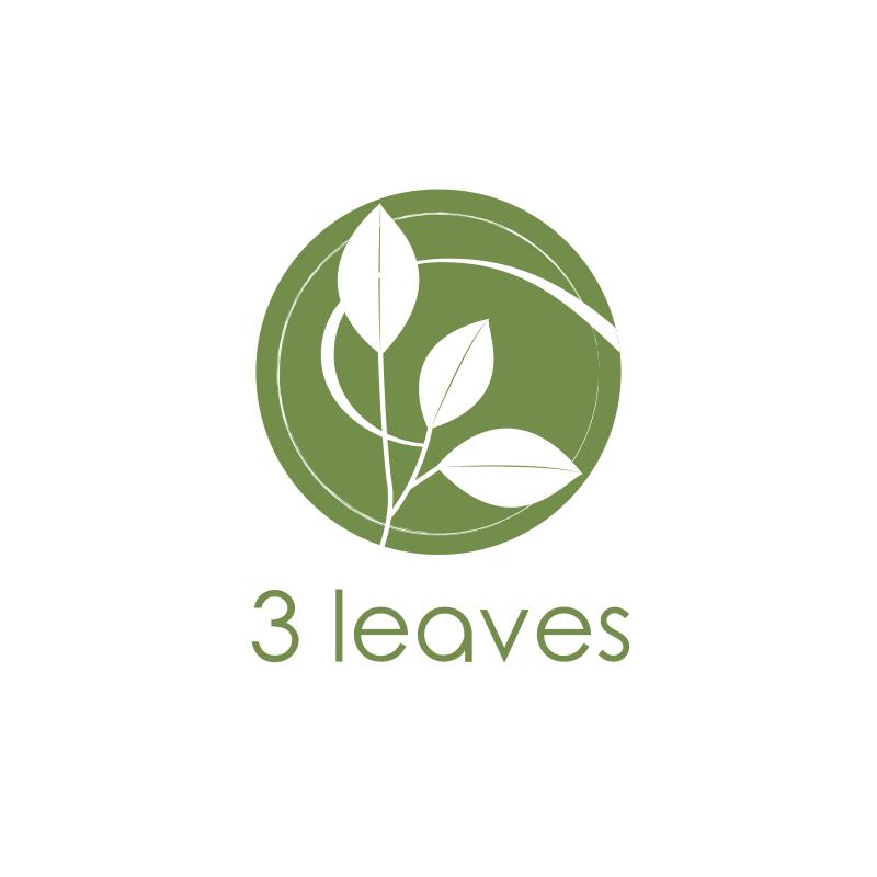 Three Leaves Logo