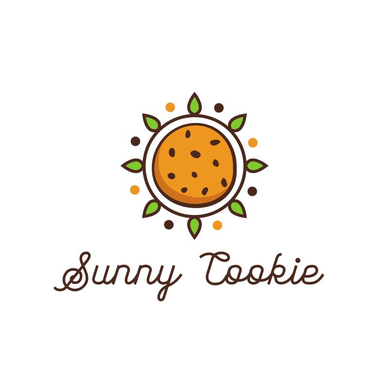 Sunny Cookie Logo