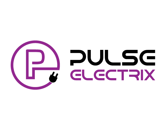 Pulse Electrix Logo Design by Ajay Soni