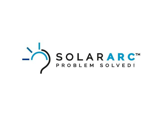 Solar Arc Logo Design by ~idiaz~