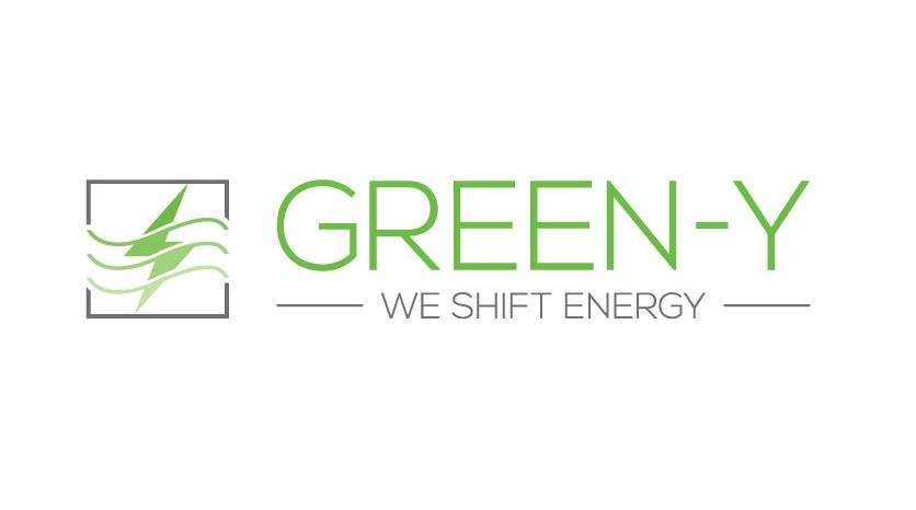 Green-Y Logo Design by Esolbiz