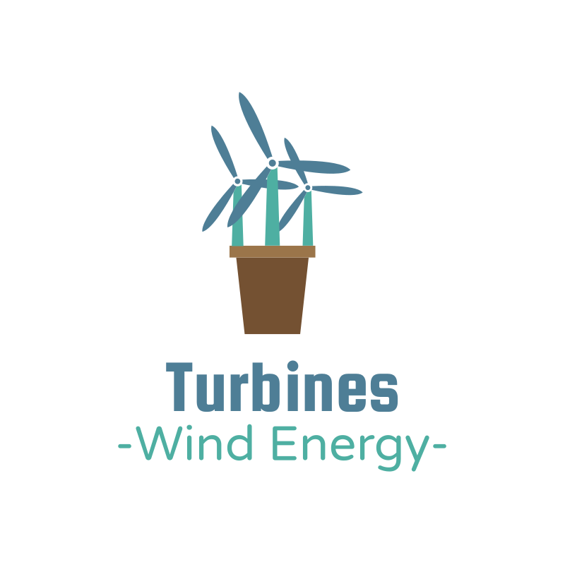 Turbines Pot Logo Design