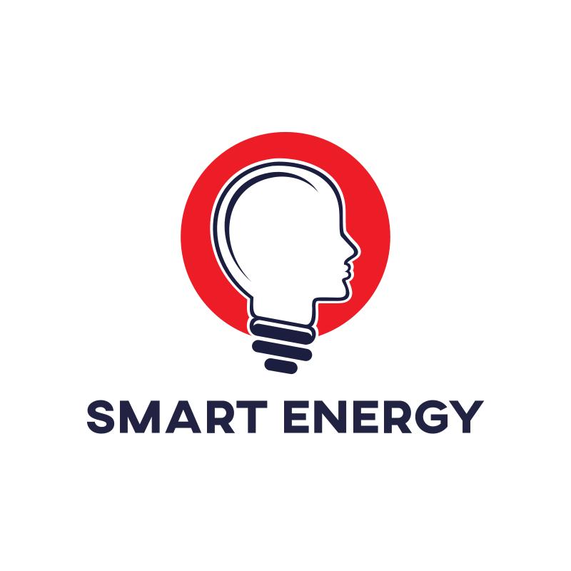Smart Energy Logo Design
