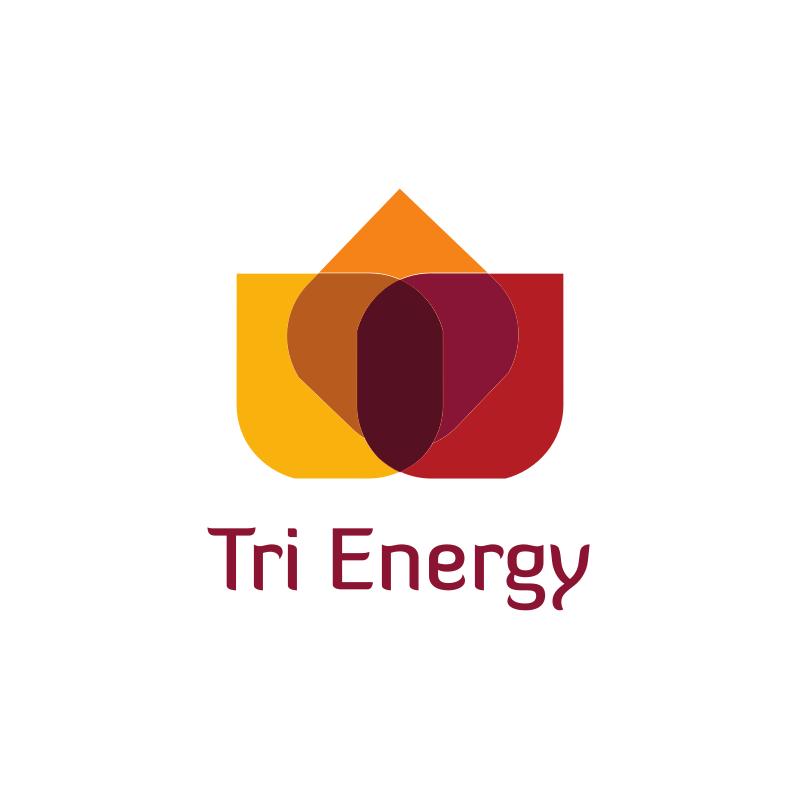 Tri Energy Logo Design