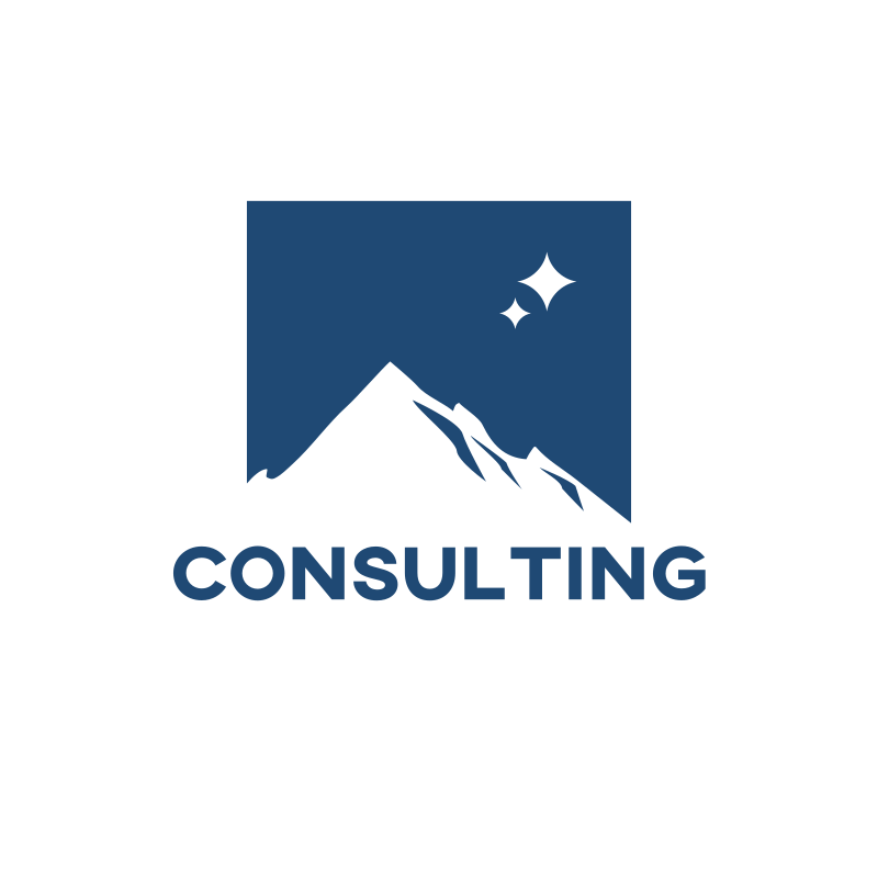 Summit Consulting Logo Design