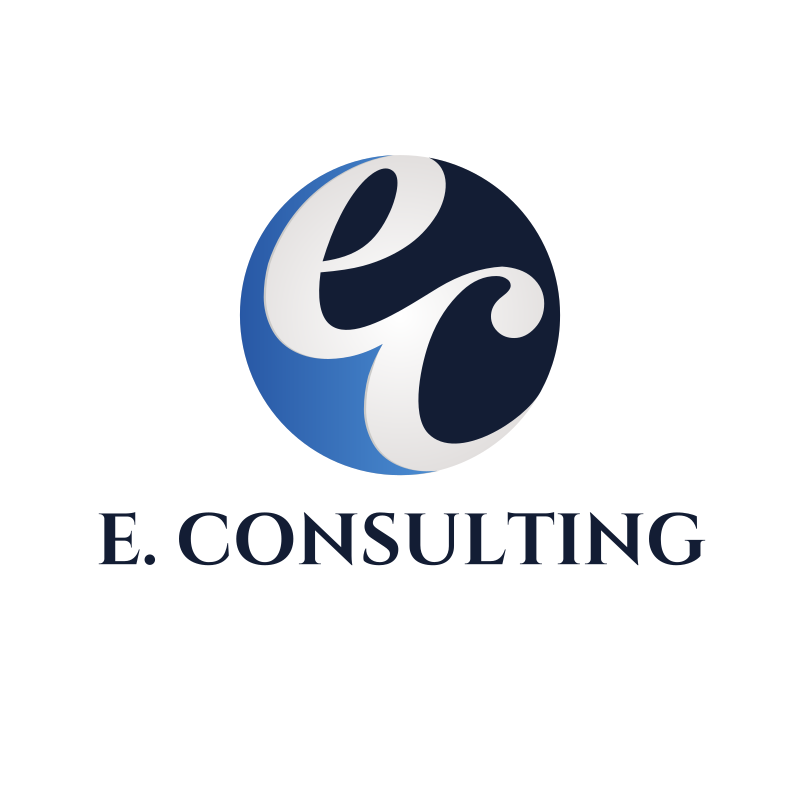 Circle E&C Consulting Logo Design