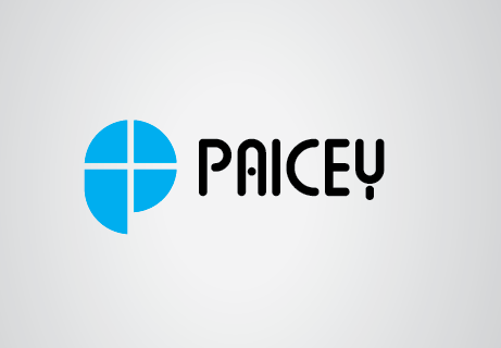 Paicey Logo Design by rozT