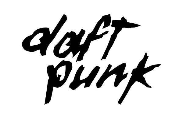 Daft Punk Logo Design