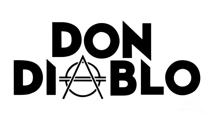 DJ Don Diablo Logo Design