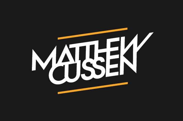 DJ Matthew Cussen Logo Design by sikamcoy222