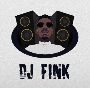 DJ Fink Logo Design by Chris Vickery
