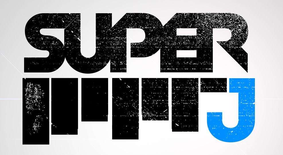 Super J Logo Design by Kolton