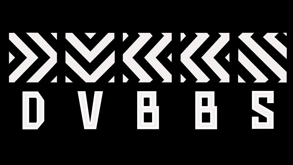 DJ dvbbs Logo Design