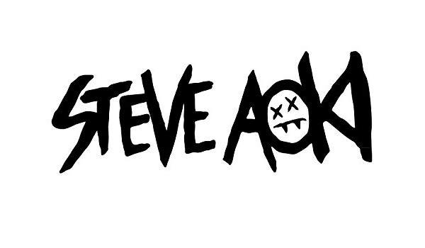 Steve Aoki Logo Design