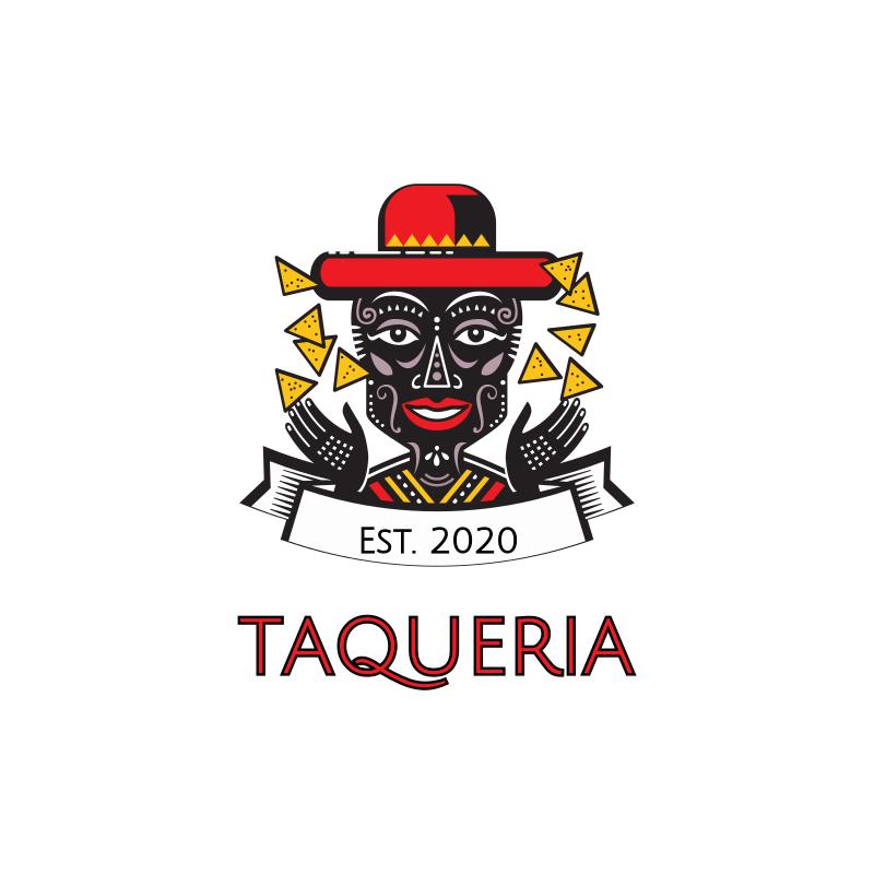 Taqueria Logo Design