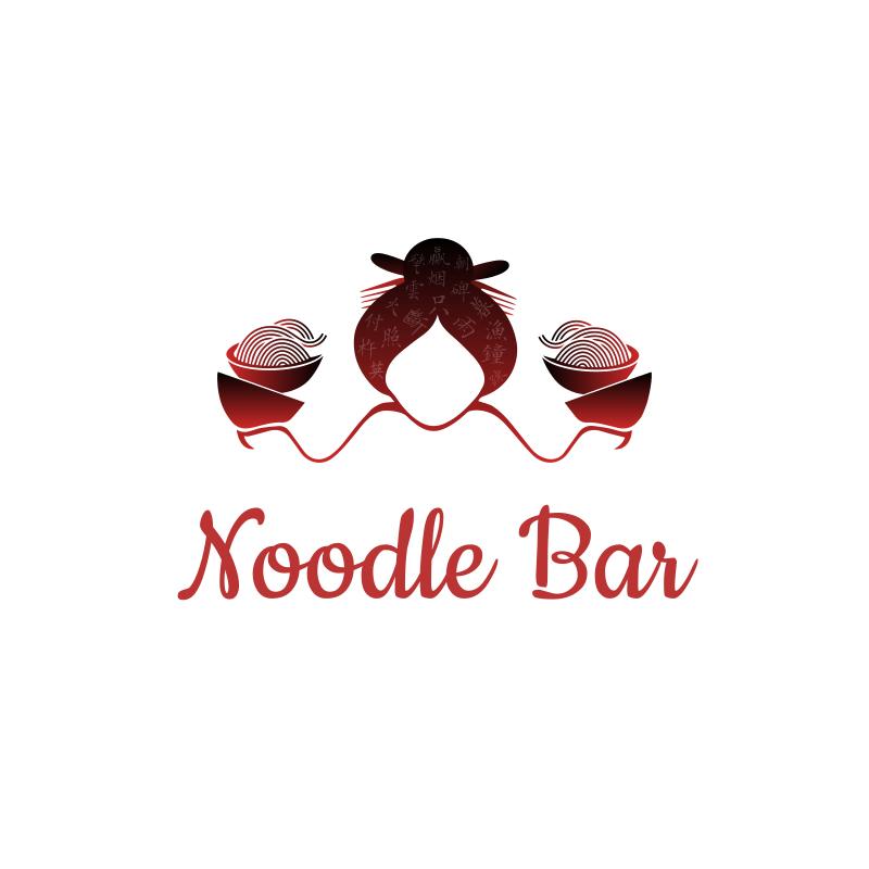 Noodle Bar Logo Design