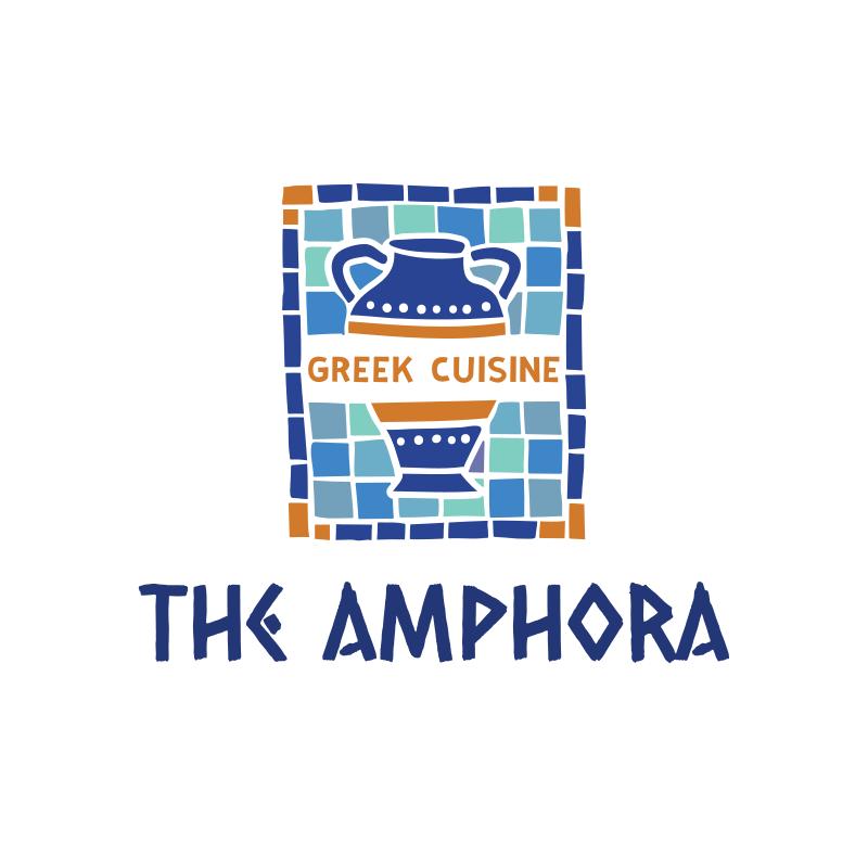Amphora Logo Design