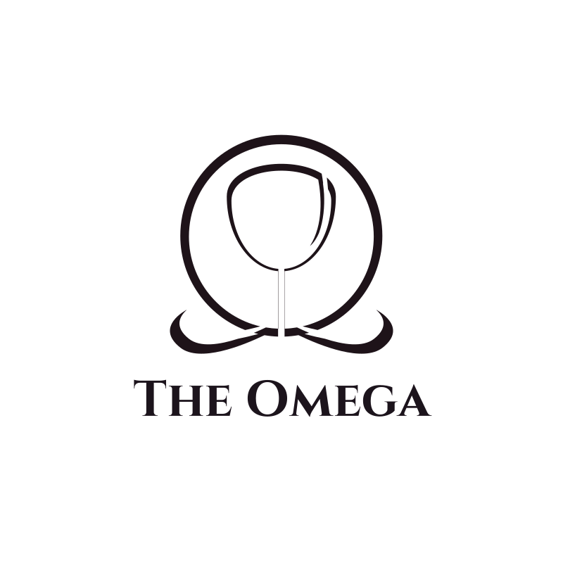 The Omega Logo Design