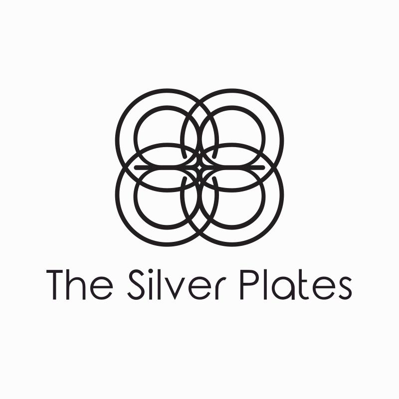 The Silver Plates Logo Design