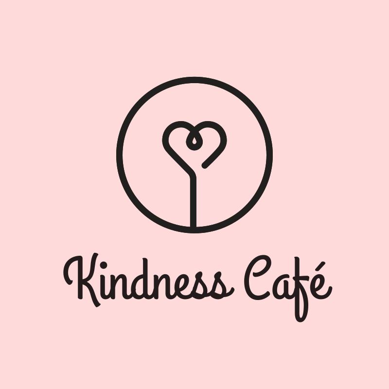 Kindness Café Logo Design