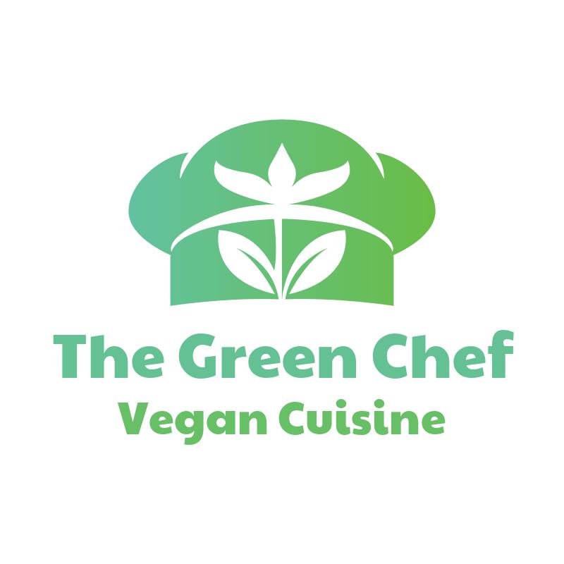 The Green Chef Logo Design