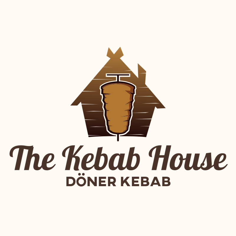 Kebab House Logo Design
