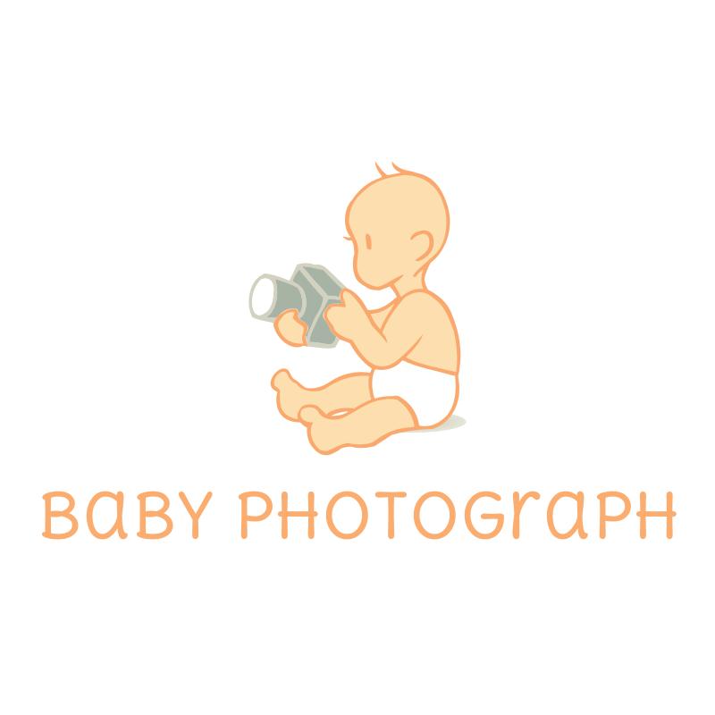 Baby Photograph Logo Design