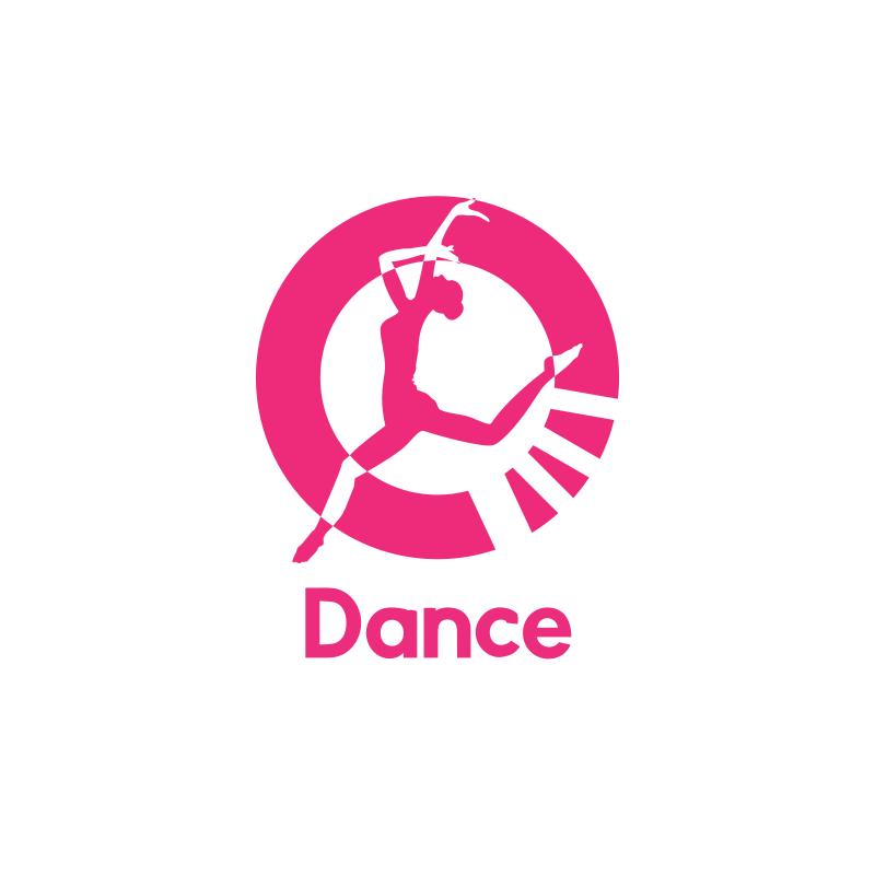 42 Beautiful Dance Logos To Get You Move | BrandCrowd blog