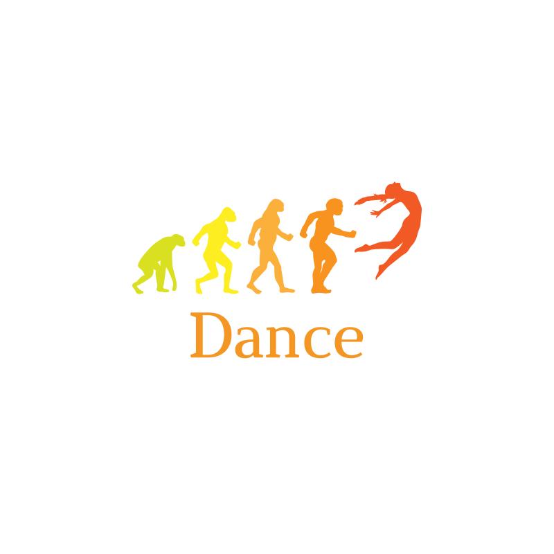 Dance Evolution Logo Design