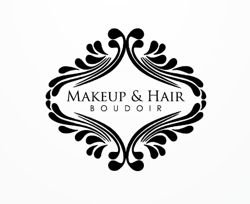 Make Up and Hair Boudoir Logo Design