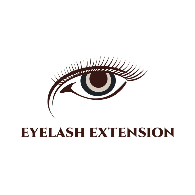 Eyelash Logo Design