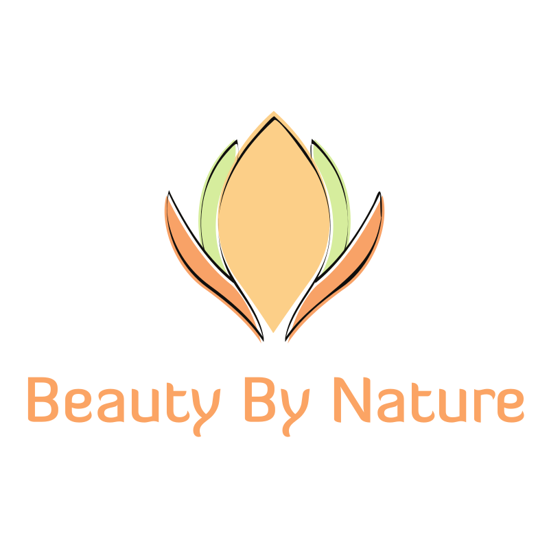 Beauty By Nature Logo Design