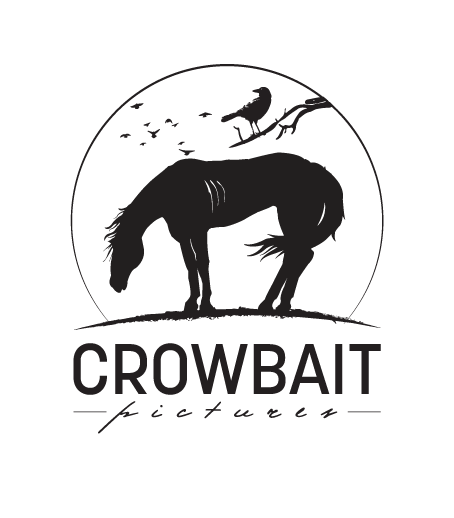 Crowbait Logo Design by kaatem