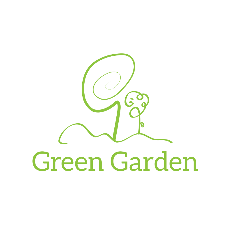Sketchy Trees Logo Design