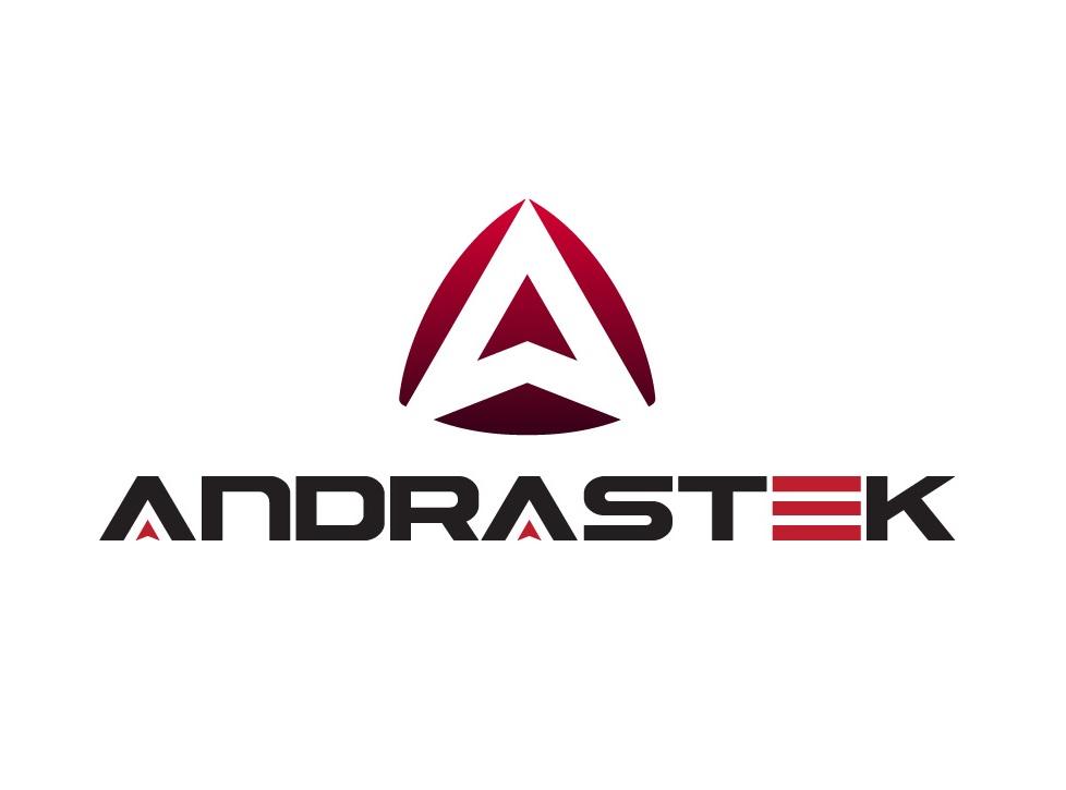 Andrastek Triangle Logo Design by  Sergio Coelho