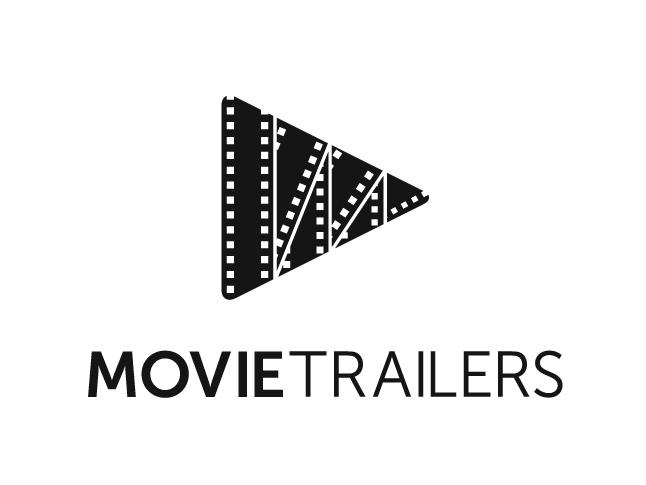 Triangle Logo Design for MovieTrailers by Catalogo