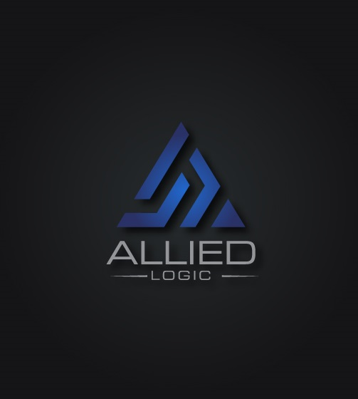 Technology Business Triangle Logo Design by proway