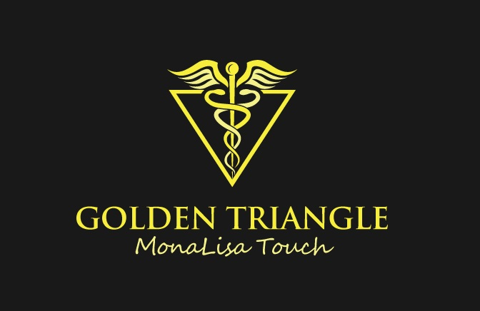 Golden Triangle Medical Logo Design by  ideaz2050