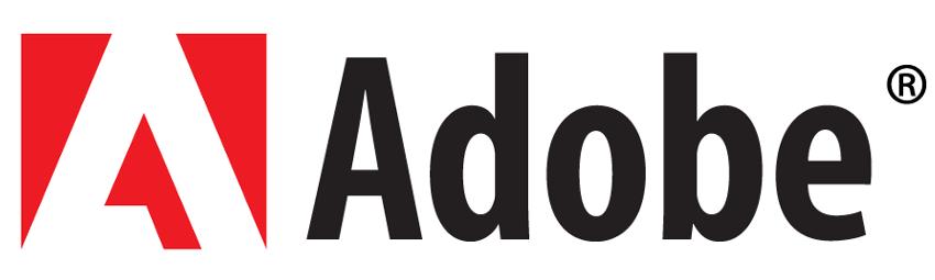 Adobe Triangle Logo Design
