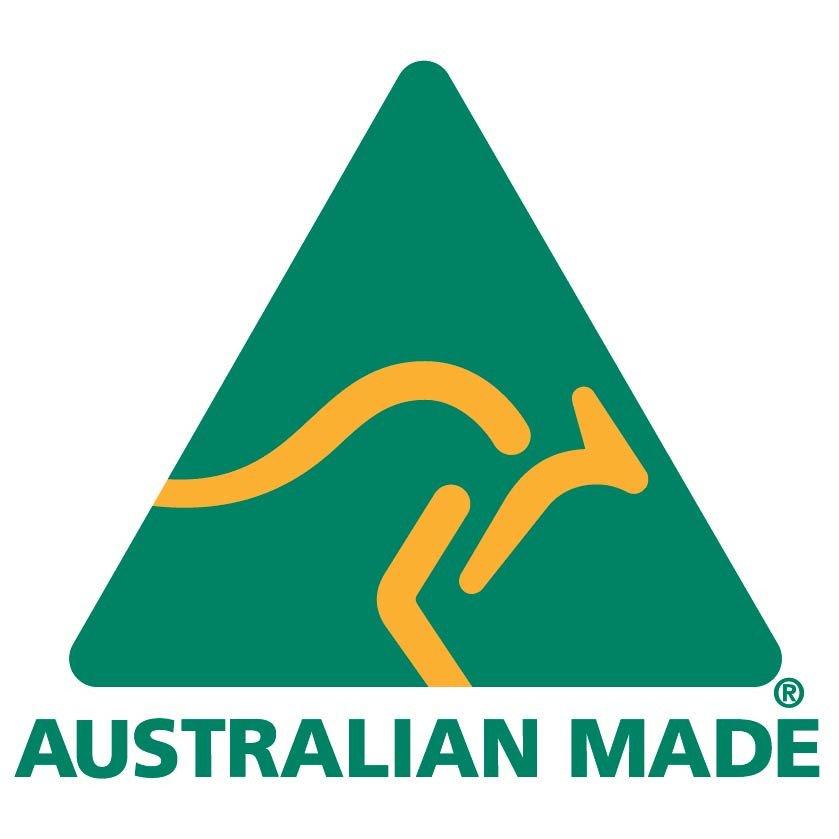 Triangle Australian Made Logo Design