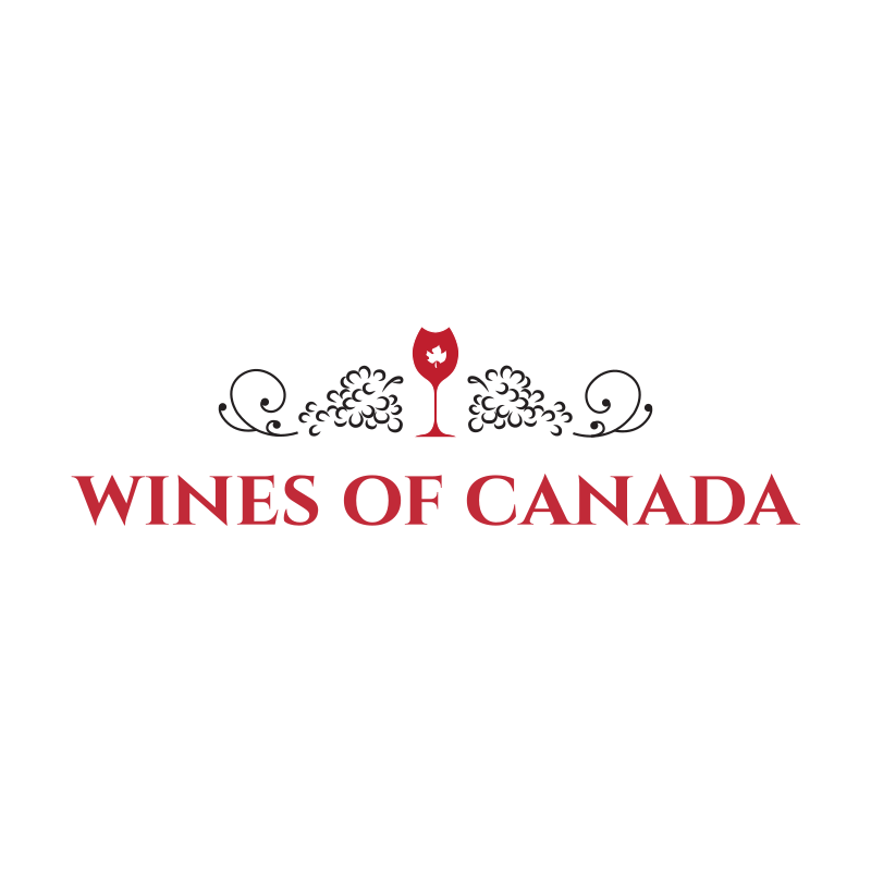 Wines of Canada Logo Design