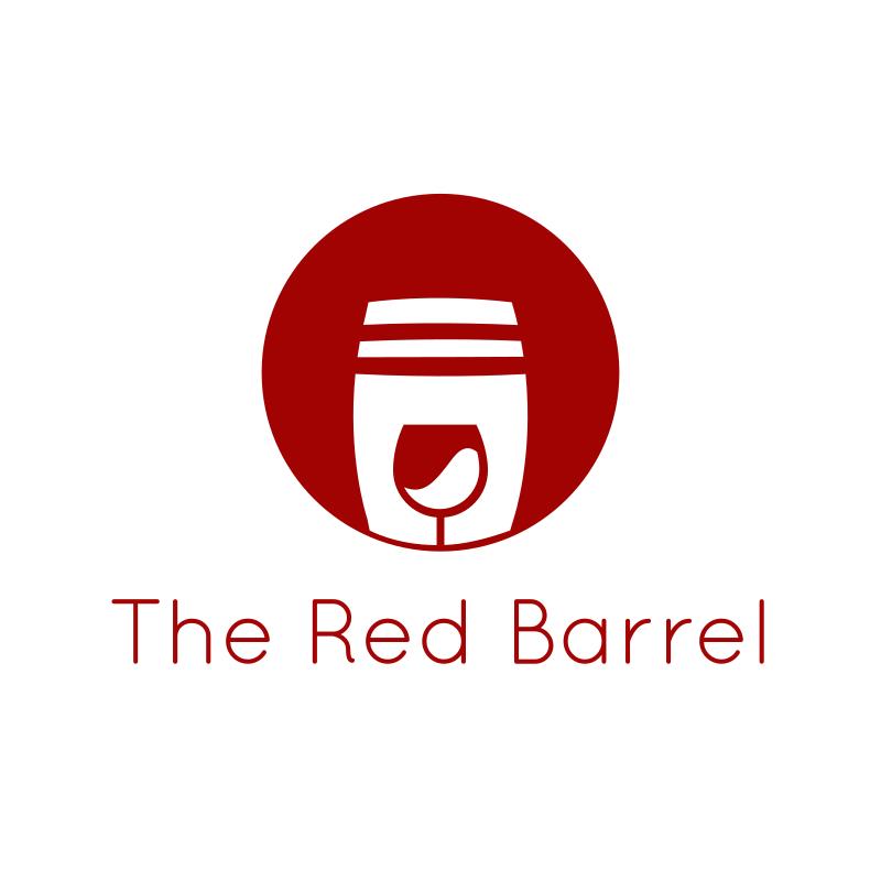 The Red Barrel Logo Design