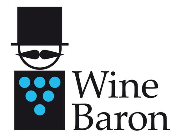 Wine Baron Logo Design by filipcraft_1