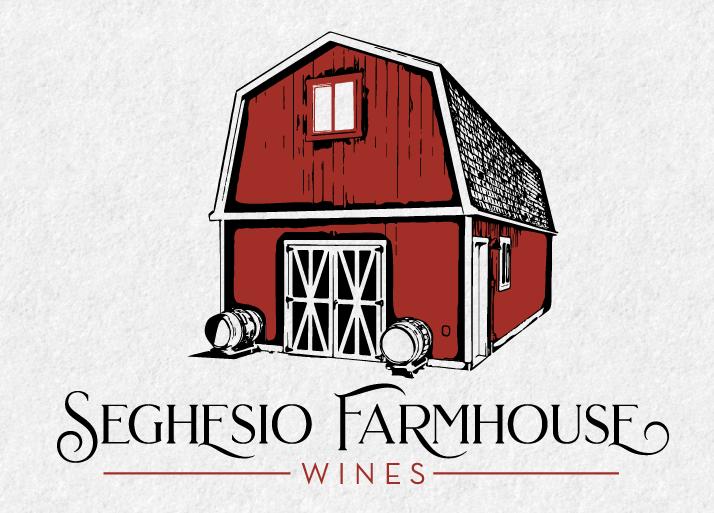 Seghesio Farmhouse Wines Logo Design by H-H Arts