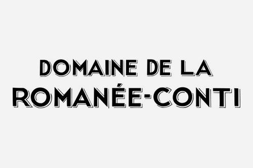 Logo Design of Domaine de la Romanée-Conti Romanée-Conti Grand Cru