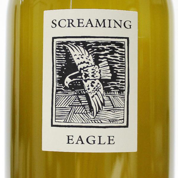 Screaming Eagle Sauvignon Blanc Logo Design