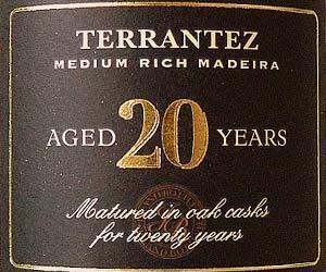 J.S. Terrantez Madeira Logo Design